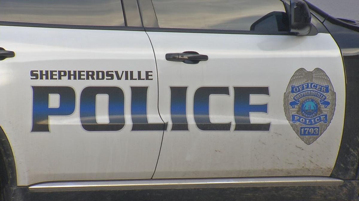 Shepherdsville Police car