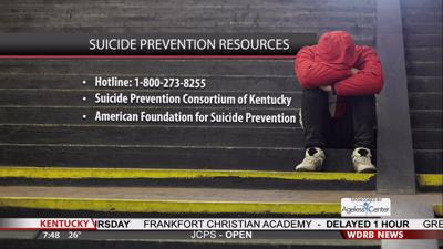 Way to discuss suicide prevention with young children