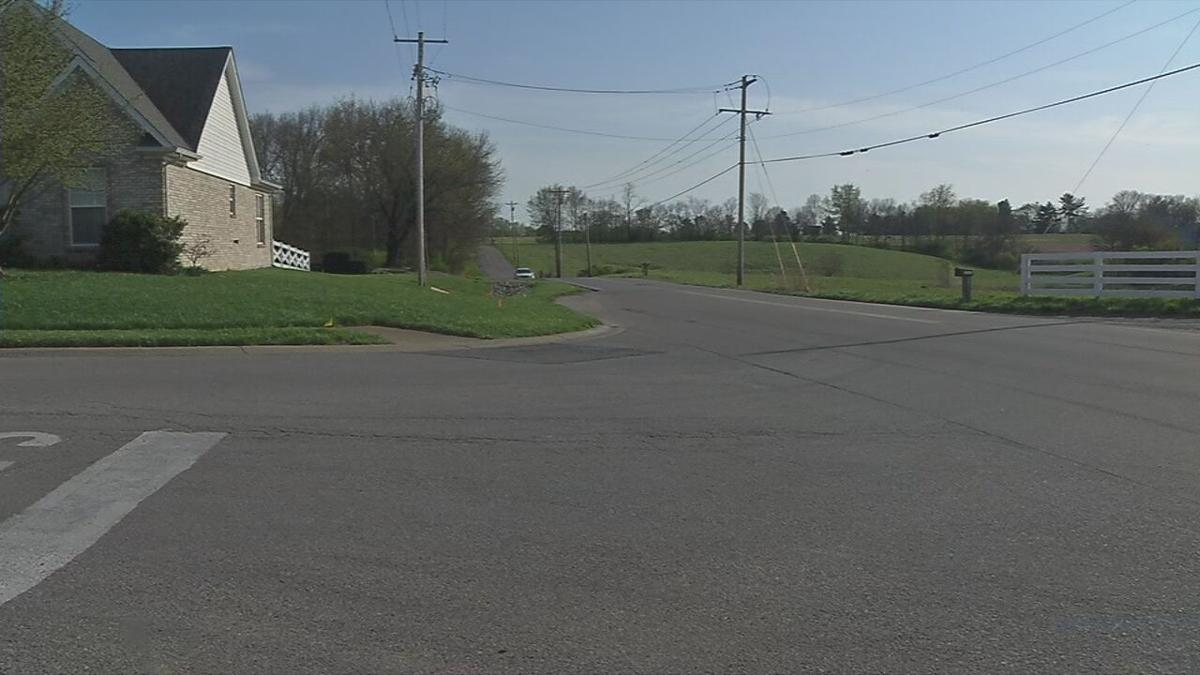 Charlestown Pike from Holmans Lane to Salem-Noble Road in Jeffersonville, Ind.