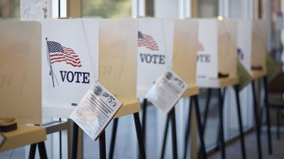 ELECTION - VOTING - GENERIC GRAPHIC
