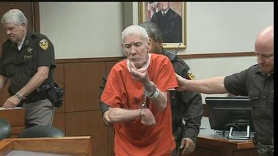 Elderly man accused of 1980 rape and murder answers to charges Tuesday morning