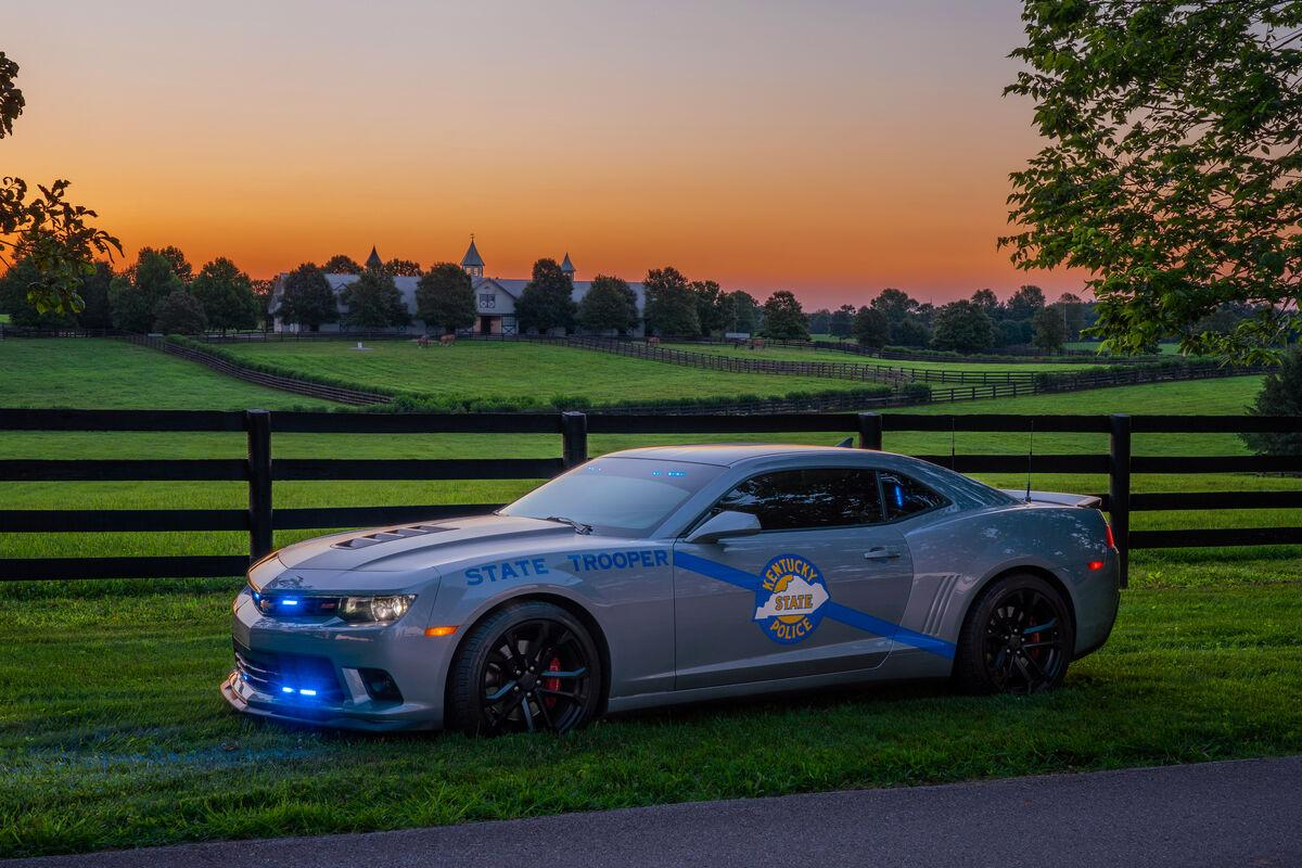 Kentucky State Police cruiser calendar.jpg