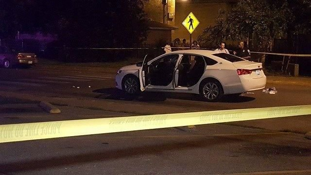 Algonquin Murder on 13th Street in 2016
