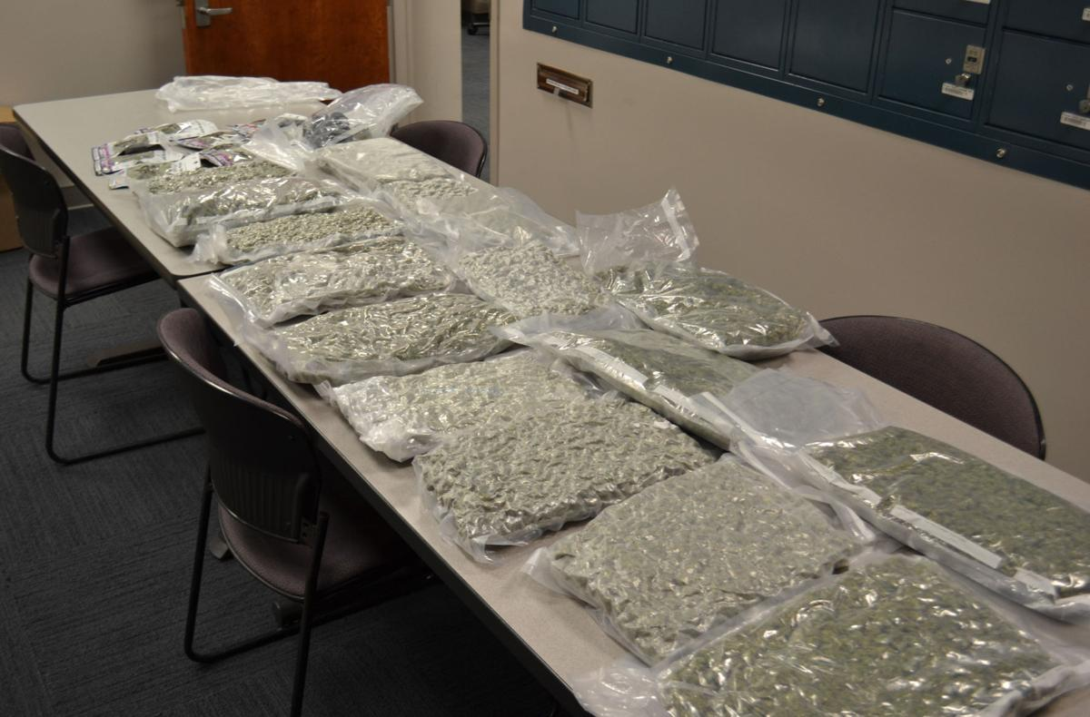 Police in Owensboro intercept package containing more than