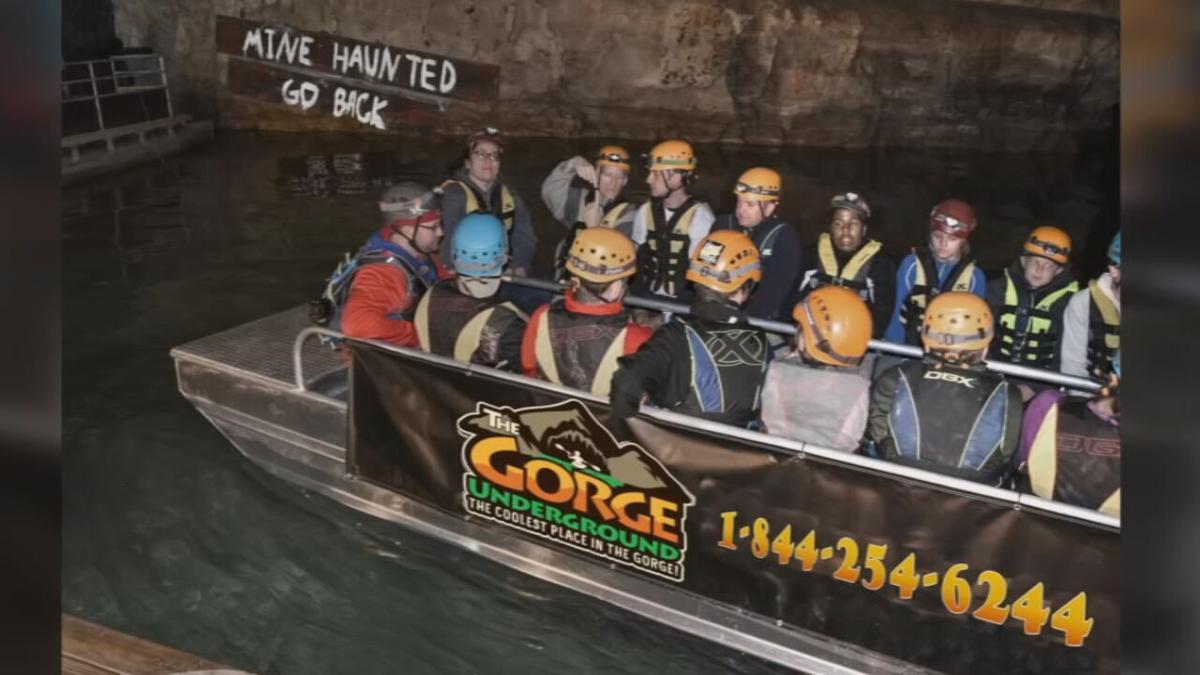 The Gorge Underground