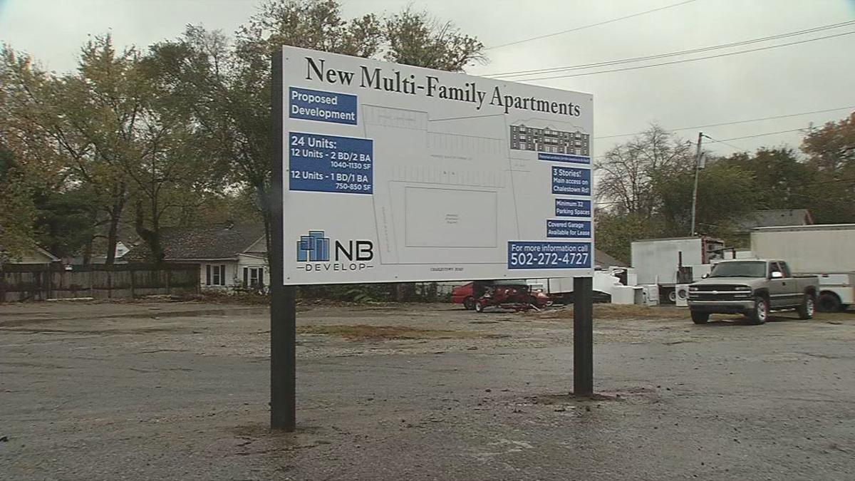 Apartments Planned at Steinert's Location