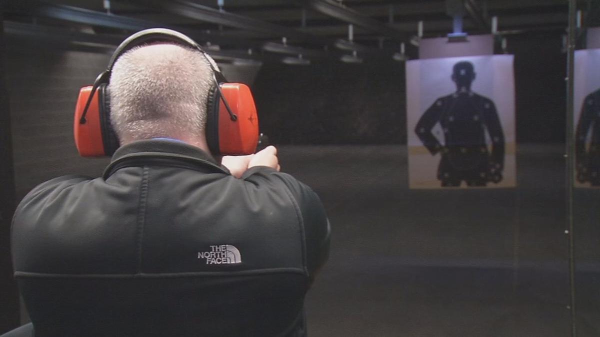 Gun range (generic)