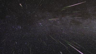 Active Meteor Showers