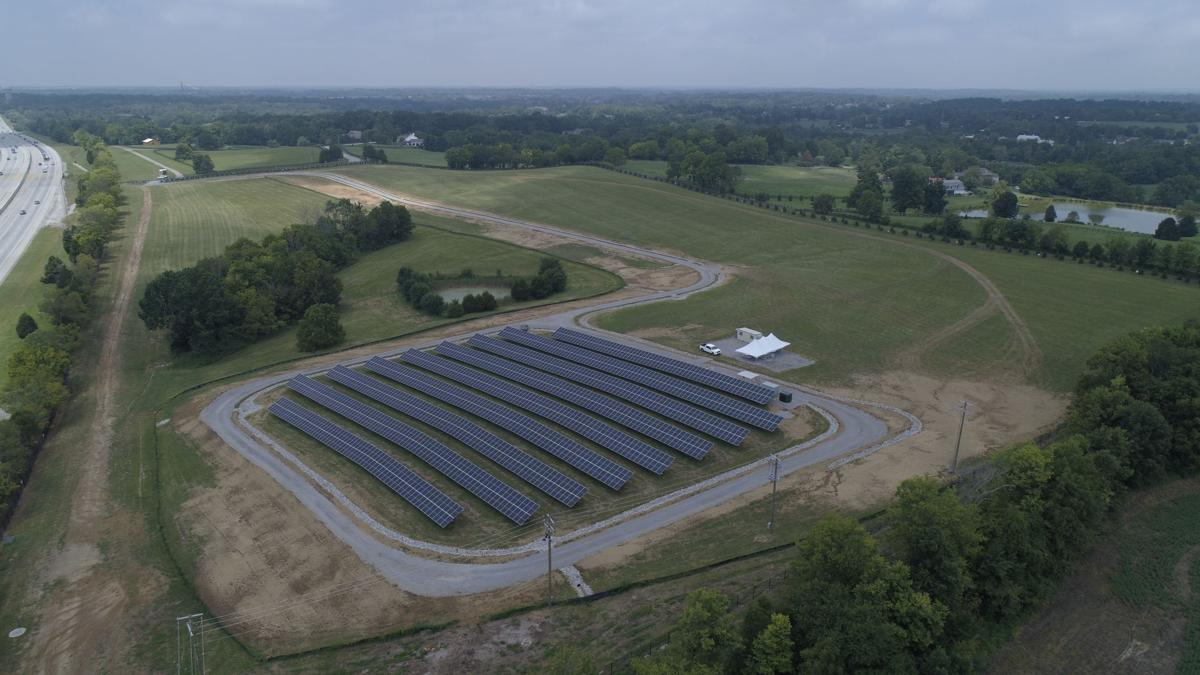 Kentucky's newest solar sharing facility