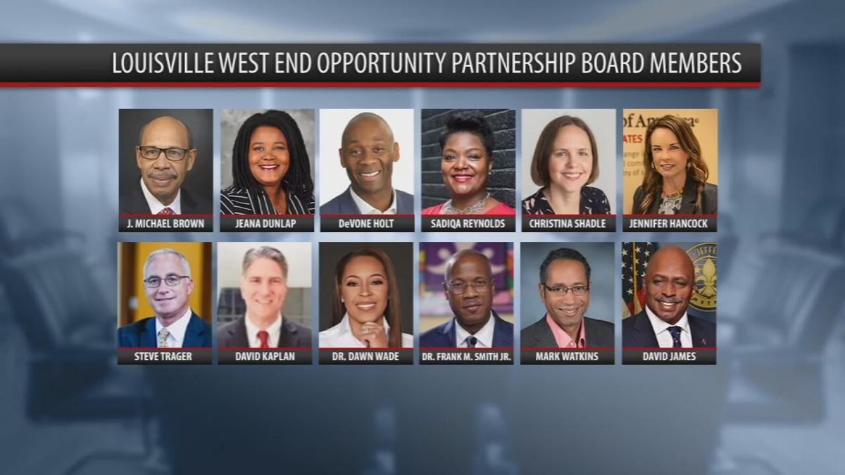 West End Opportunity Partnership board members.jpeg