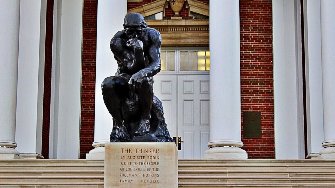 UNIVERSITY OF LOUISVILLE - GRAWEMEYER HALL - THE THINKER - U OF L  (1).jpg