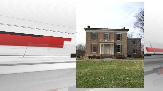 Kentucky to sell Rosewell mansion bought for bridges project
