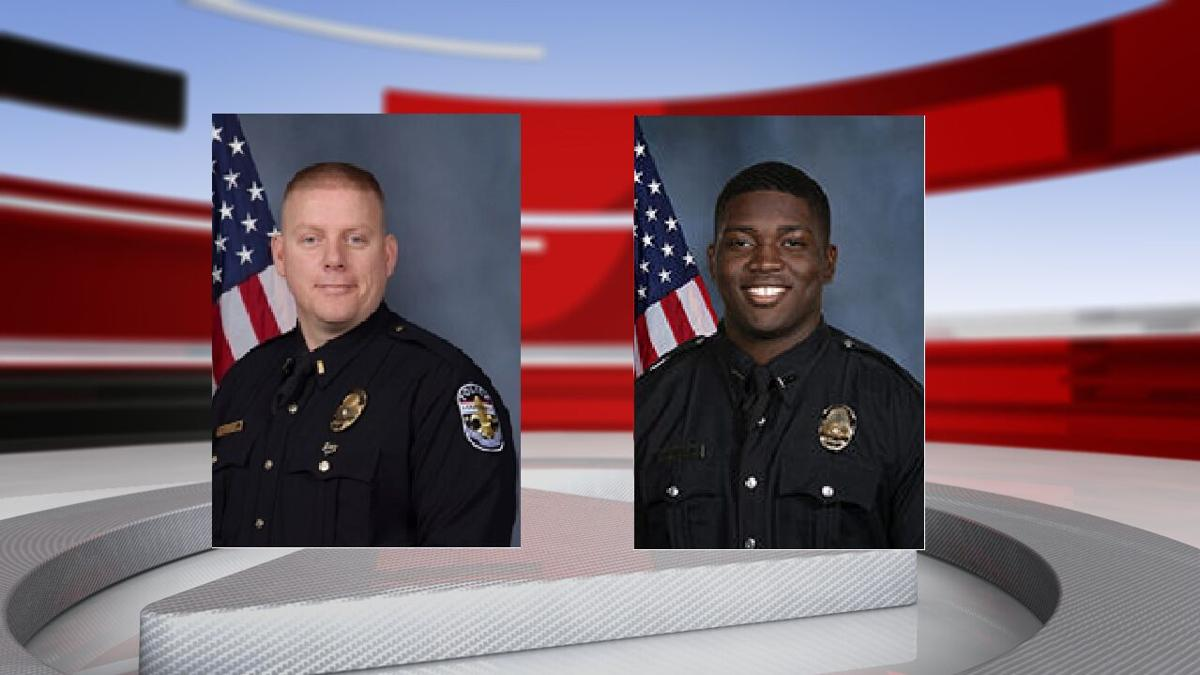 Louisville Metro Police Major Aubrey Gregory and Officer Robinson Desroches.png