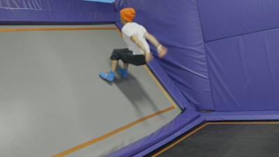 BE OUR GUEST AT ALTITUDE TRAMPOLINE PARK 7-23-20