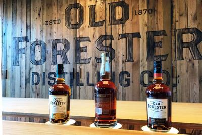 Brown-Forman's downtown distillery part of plan to propel Old Forester