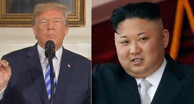 Trump says US summit with Kim Jong Un set for June 12 in Singapore