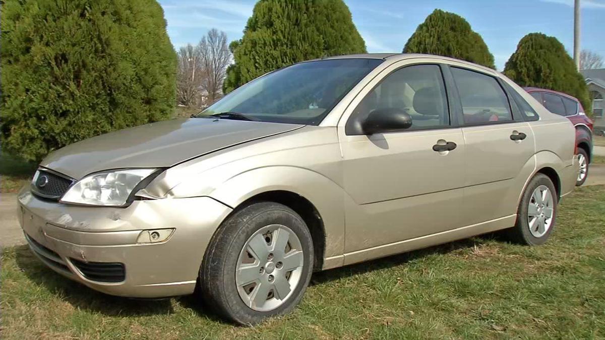 Bullitt County car thief drives himself to jail after victim tracks him down