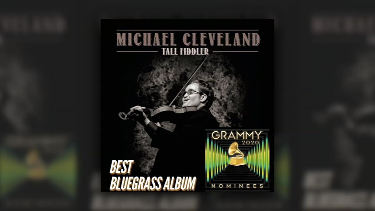 Michael Cleveland's album