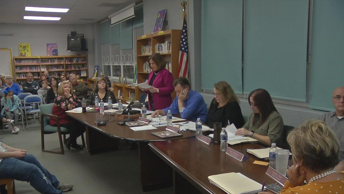 West Point Board of Education Meeting 1/28/20