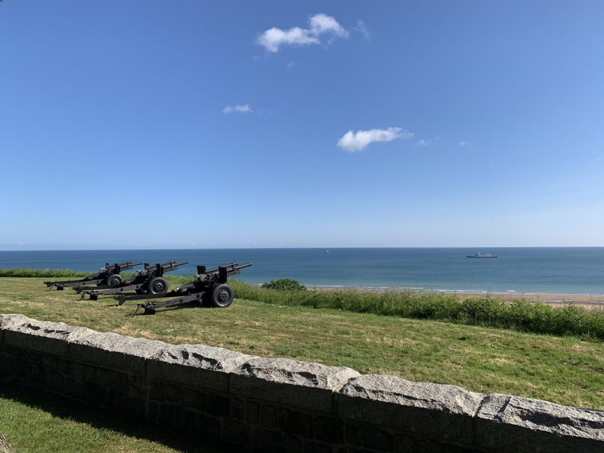 English Channel Artillery