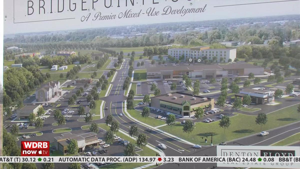 Dozens of new businesses moving into Jeffersonville intersection