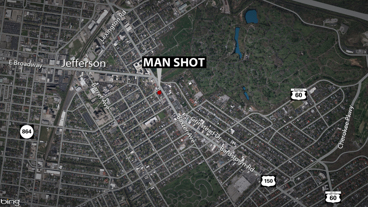 Baxter Avenue Shooting