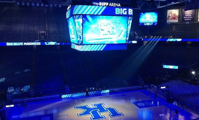 IMAGES   Big Blue Madness brings out the stars at Rupp Arena