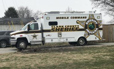 Clark County Sheriff Mobile Command Vehicle