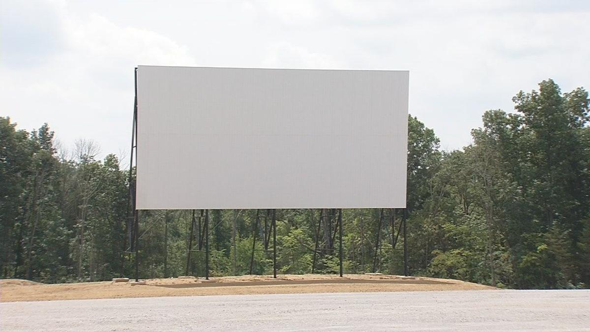 New Oldham County Drive In Theater Ready To Debut News Wdrb Com