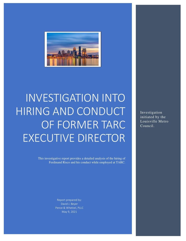 TARC Report