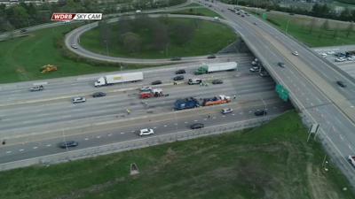 I-264 Fatal via Drone