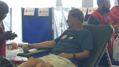 Red Cross offering chicken, King's Island tickets to blood donors