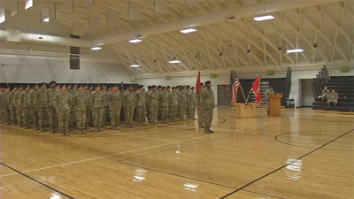 42nd Clearance Company deploys to Afghanistan from Fort Knox