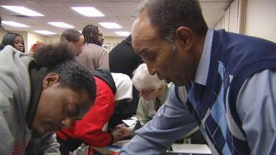 Job fair in west Louisville welcomes ex-offenders in an effort to curb rising violence