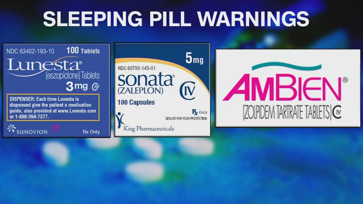 FDA to issues new warnings for popular sleep-aids | Business