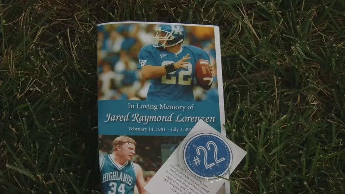 Jared Lorenzen Funeral
