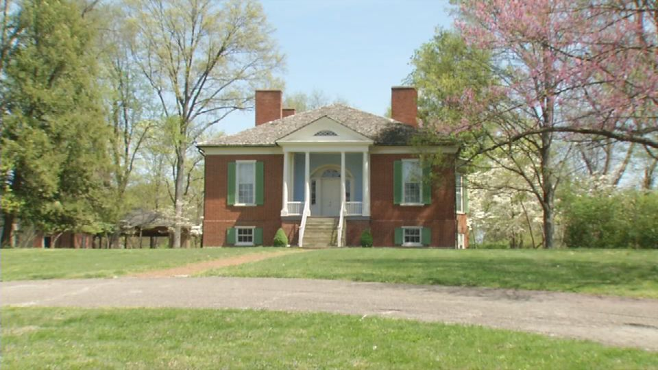 Historic Farmington Plantation hit by thieves right before peak event season