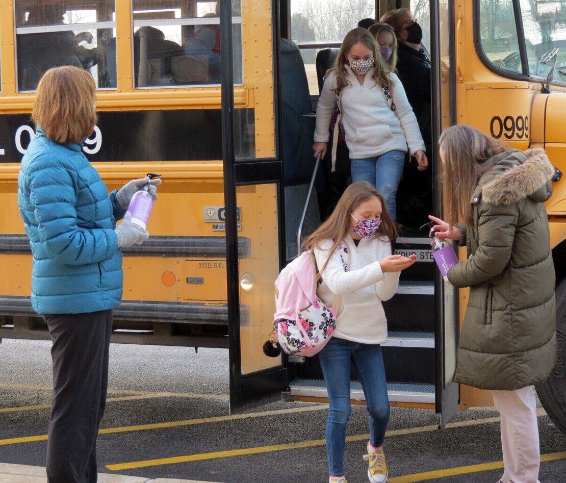 Bullitt County students return to in-person learning on Jan. 19, 2021