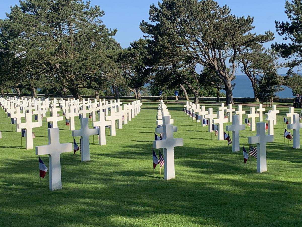 Normandy Graves 2