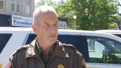 Carroll County's new sheriff asking KSP for help while he rebuilds