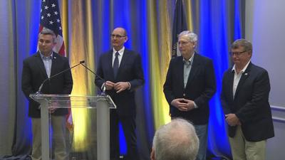 McConnell hemp forum news conference