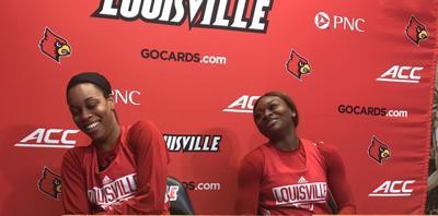 Louisville women