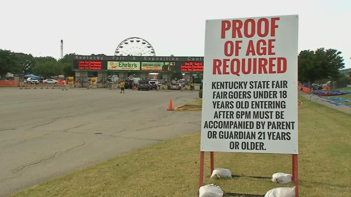 State fair proof of age required sign.jpg