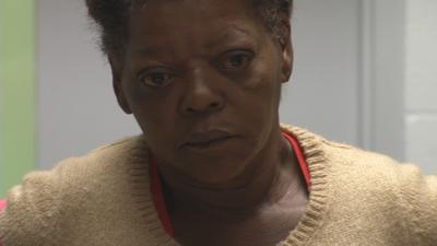 Michele Sarvis is charged with the murder of Kevin Hellems