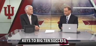 Sports Page Live Replay -- Keys to Big Ten success for Indiana University