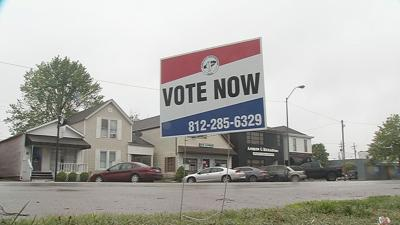 Vote Now Sign in Indiana