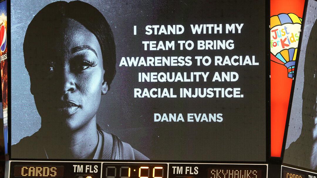 I Stand: Dana Evans