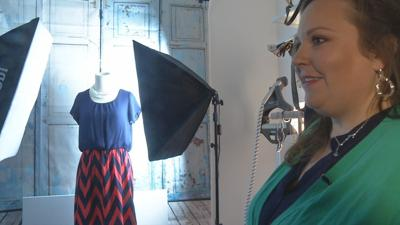 Louisville entrepreneur uses popular fashion site to launch business