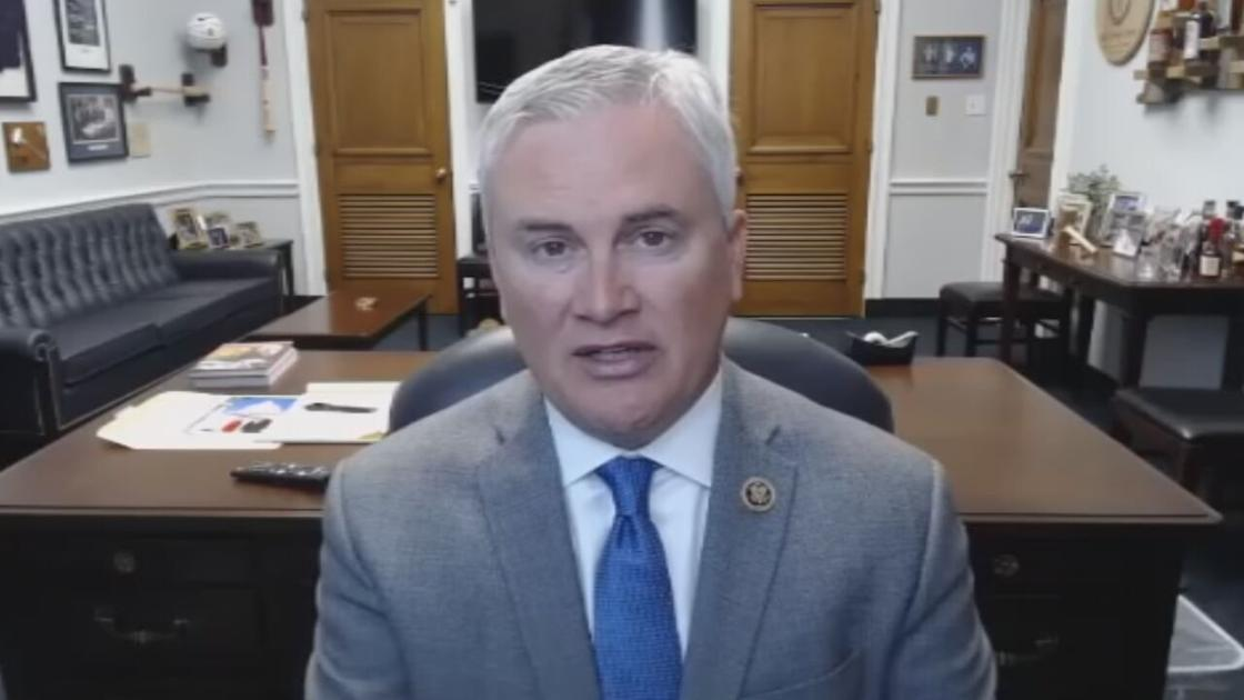 Comer criticizes Biden border policy, praises decision to leave Afghanistan