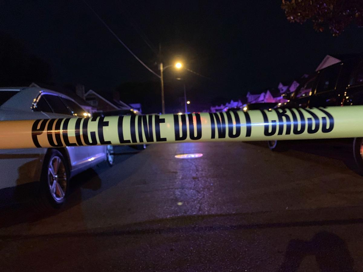 Burwell Ave fatal shooting